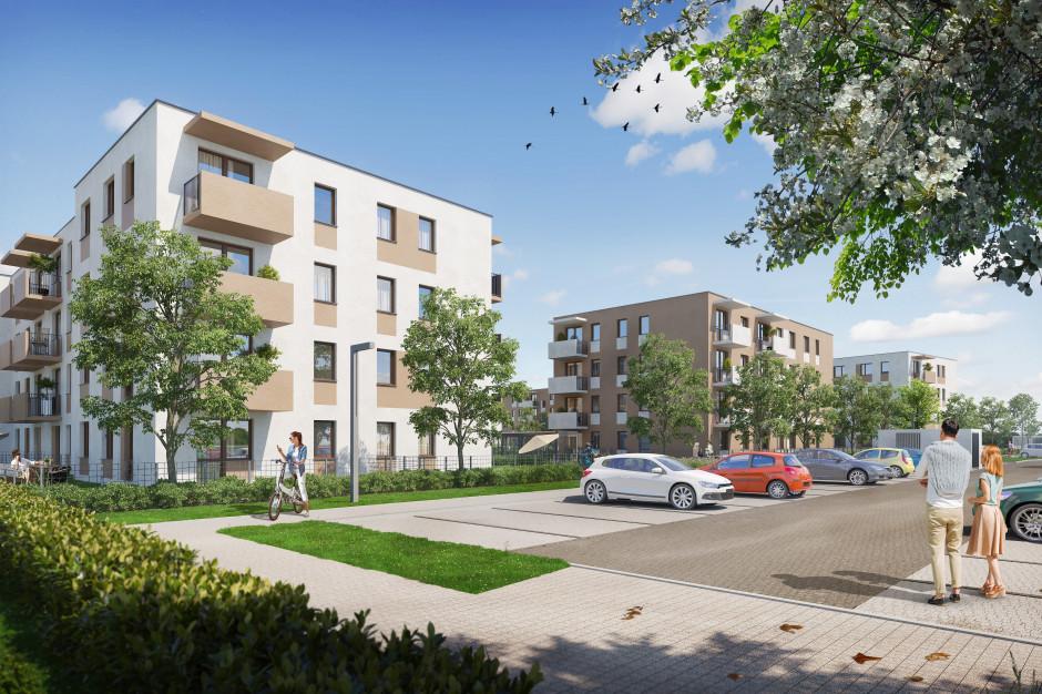 Osiedle w Sianowie gotowe w 2023 roku. Prace nad Mieszkaniami Plus ruszą latem