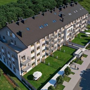 Robyg dokłada do wrocławskiego osiedla Wojszyckie Alejki
