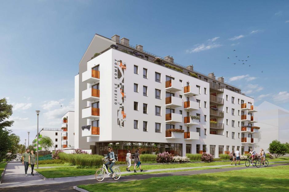 Dom Development z inwestycją na wrocławskim Jagodnie
