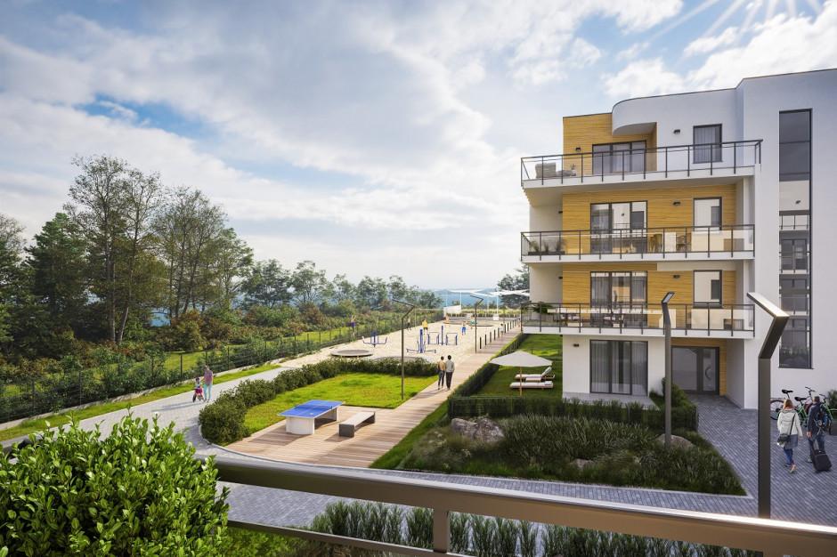 Apartamenty inwestycyjne Nexo w Pucku wkrótce gotowe