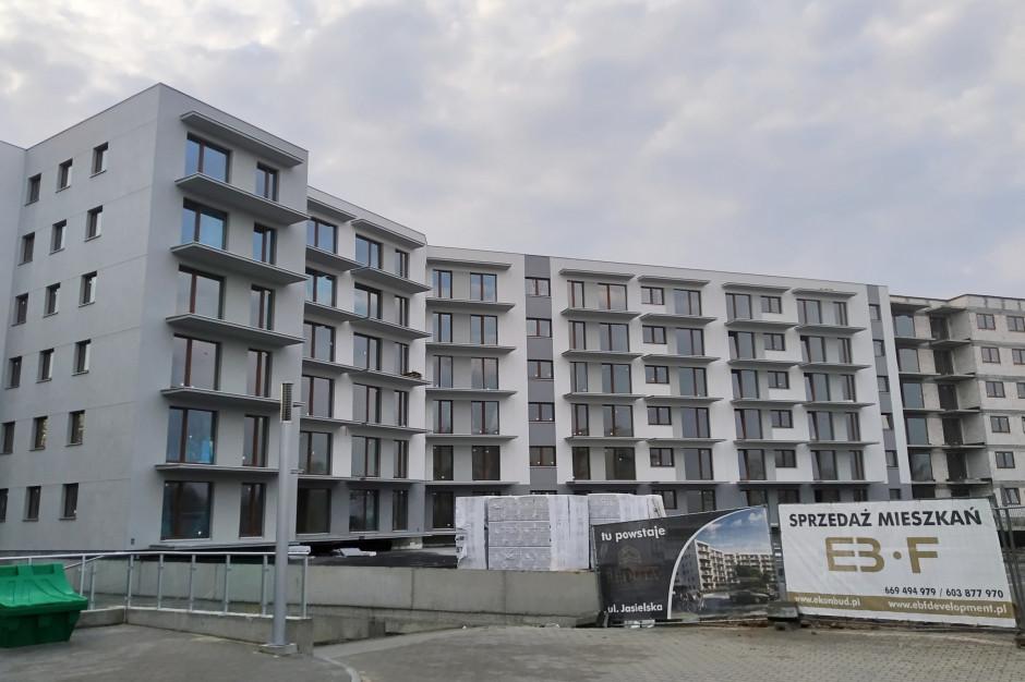 Kolejny etap poznańskiej inwestycji Reduta Nowe Podolany na finiszu