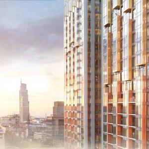 Asbud startuje z budową Towarowa Towers. Warszawa zyska ponad 900 lokali