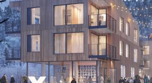 Designerskie apartamenty w Szczyrku