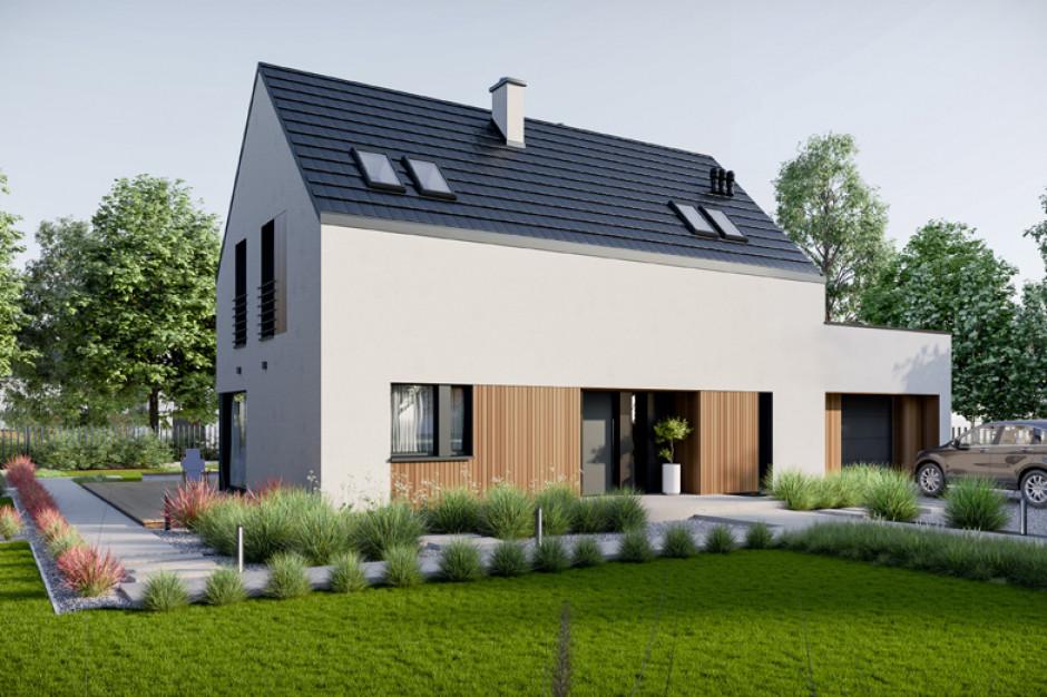 Wood Core House z nagrodą za innowacyjny projekt budowlany