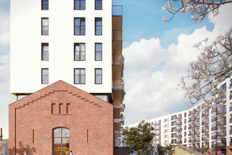 Eiffage rozpoczyna budowę Atmo we Wrocławiu