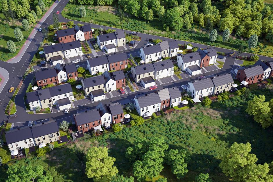Novisa Development z nowym osiedlem domków pod Piasecznem