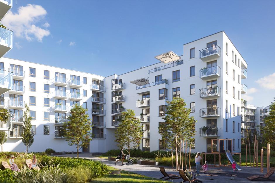 W Gliwicach rosną Apartamenty Dąbrowskiego