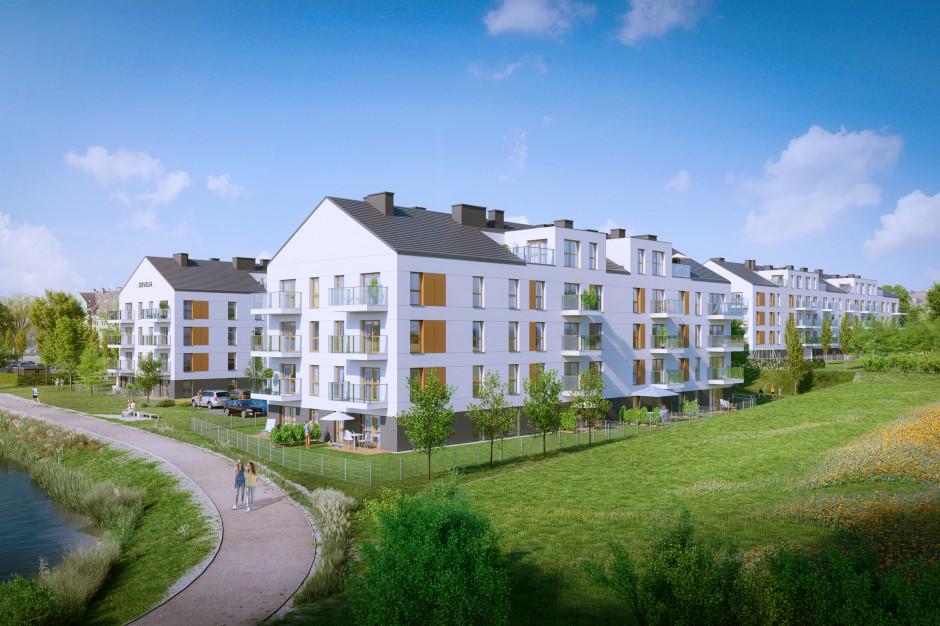 Szmaragdowy Park: Develia buduje w Gdańsku