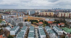 Villa de Charme w Warszawie czeka na mieszkańców