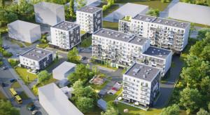 J.W. Construction wprowadza do sprzedaż I etap Osiedla Kościuszki w Chorzowie