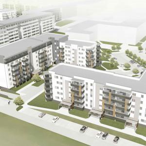 Budnex z nowym etapem Osiedla Europejskiego w Gorzowie
