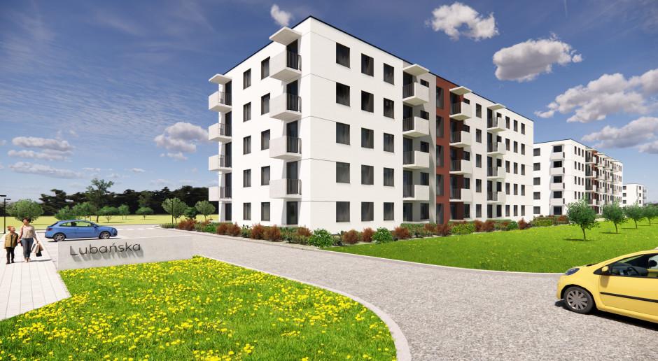 Mieszkanie Plus w Zgorzelcu - ruszyła budowa 221 mieszkań