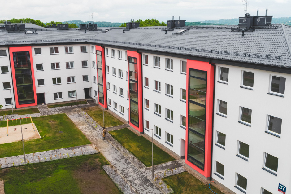 Mieszkanie Plus w Krakowie to najpopularniejsza inwestycja PFR Nieruchomości