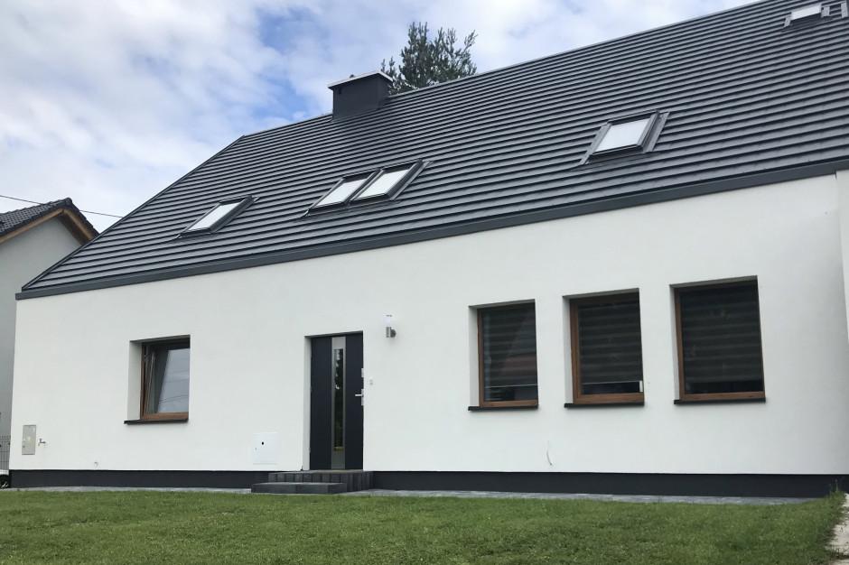 Budowa domu - elewacja i termomodernizacja