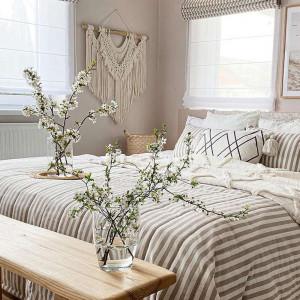 Jak urządzić sypialnię na lato? Zobacz 3 sypialnie w stylu boho