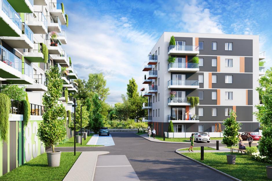 J.W. Construction z nowym projektem w Chorzowie