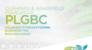 Cushman & Wakefield dołącza do Polskiego Stowarzyszenia Budownictwa Ekologicznego