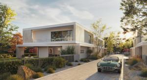 W Konstancinie powstaje designerskie osiedle domków jednorodzinnych