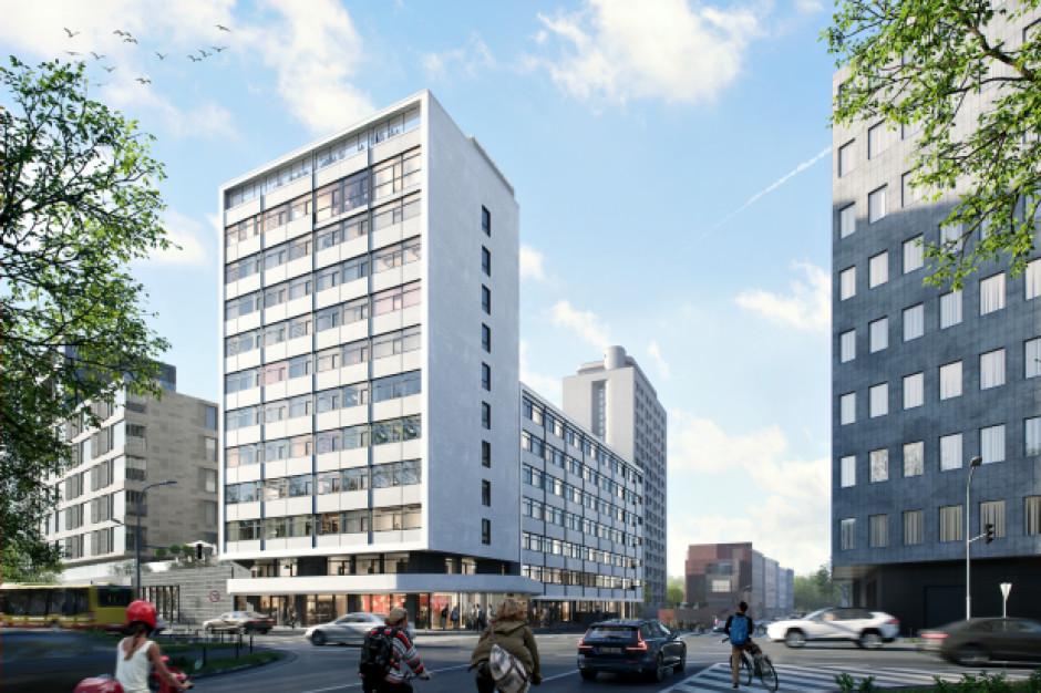 Zeitgeist rusza z renowacją prywatnego akademika w centrum Warszawy