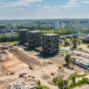 Paweł Pasierbek, TDJ Estate: Projekt Pierwszej Dzielnicy wyróżnia skala wyzwań kontraktowych, projektowych i organizacyjnych