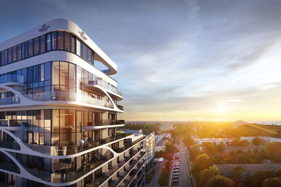 Projekt Baltic Wave przechodzi w ręce FB Antczak. Powstanie 468 apartamentów