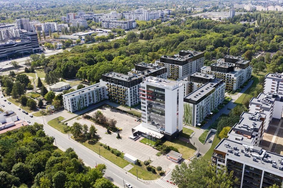 OKAM kupuje biurowiec obok swojej inwestycji mieszkaniowej