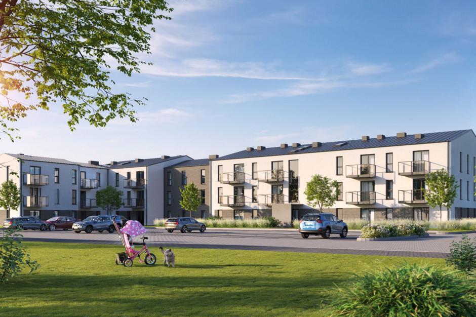 West Star Development z Parkova.5 w Świdnicy