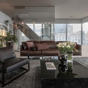 Luksusowy apartament spod kreski pracowni de novo