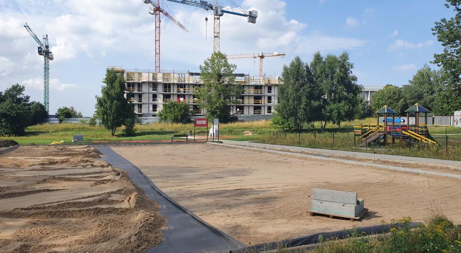 Inpro buduje ogólnodostępne boisko w Gdańsku