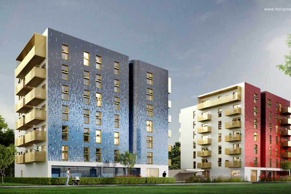 Nowe mieszkania przy ulicy Rydlówka w Krakowie