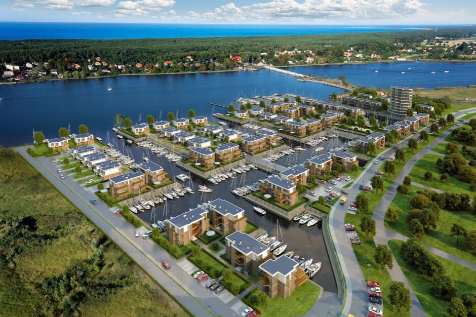 Dekpol dokłada mieszkań w projekcie Sol Marina