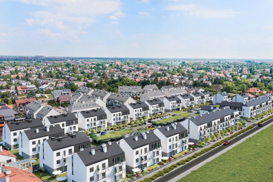 Dom development wybudował nową drogę na wrocławskim Ołtaszynie