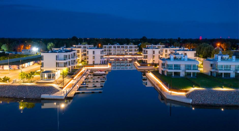 Sol Marina w Wiślince będzie większa o 267 apartamentów