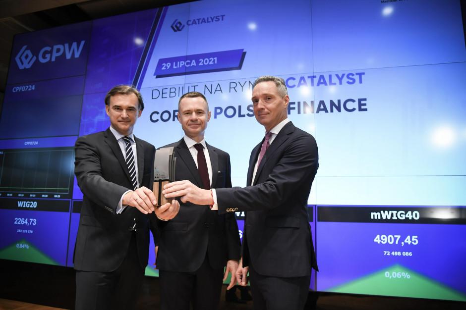 """Cordia na rynku Catalyst. """"Chcemy, aby Polska była jednym z wiodących rynków w grupie"""""""