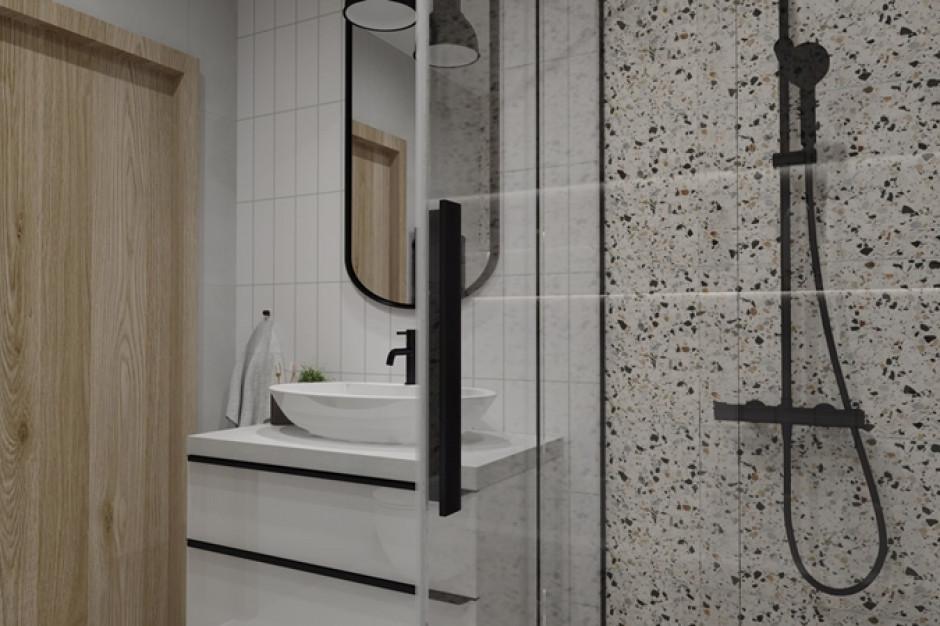 Jak urządzić małą łazienkę w bloku?