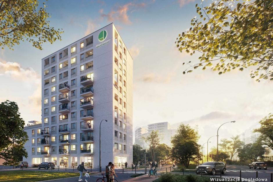 Marvipol kameralnie i ekologicznie z Apartamentami Zielony Natolin
