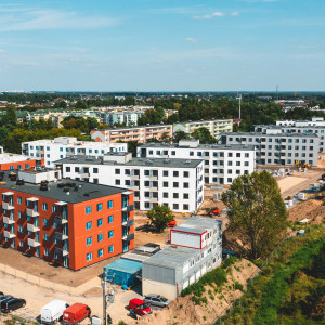 Mieszkanie Plus. Toruńskie osiedle już stoi