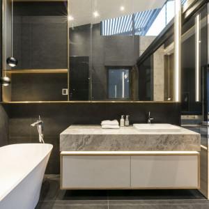 Luksusowe mieszkanie na osiedlu Wodospad w RPA. Zobacz efektowne wnętrza