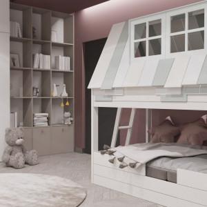 Zobacz projekt mieszkania dla pięcioosobowej rodziny