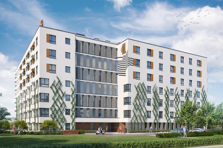 Osiedle Urbino - pierwsza inwestycja Dom Development w dzielnicy Włochy
