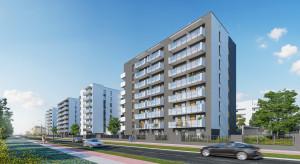 Budowa kolejnego etapu poznańskiego osiedla Apartamenty Dmowskiego dobiegła końca
