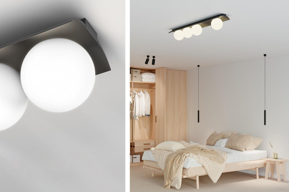 3 zasady oświetlenia sypialni