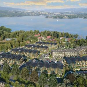 Laguna Beskidów. Nowy kompleks apartamentów nad Jeziorem Żywieckim