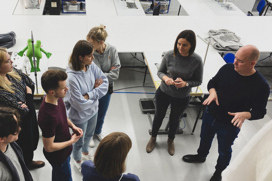 Nobonobo nawiązuje współpracę z Wydziałem Wzornictwa ASP w Warszawie