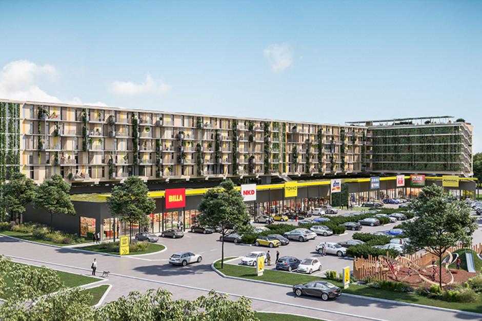 Nowy gracz na rynku mieszkaniowym. Immofinanz przebuduje obiekty handlowe - powstanie 12 tys. mieszkań