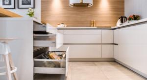 Kuchenny niezbędnik: szuflady