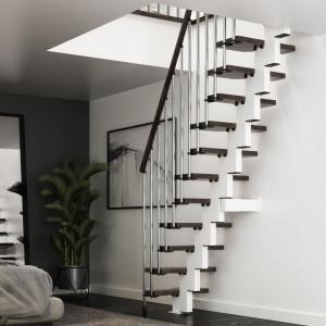 Jakie schody do małych przestrzeni? Zobacz propozycje