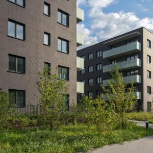 Ruszyły odbiory mieszkań na osiedlu Wioletta w Warszawie