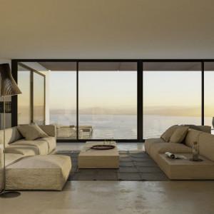 Tak urządzono apartament z widokiem na Ocean Atlantycki