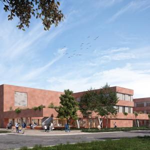 Zamiast biurowców nowoczesne osiedle mieszkaniowe. Rada Miasta poparła projekt mieszkaniowy Echo na Służewcu